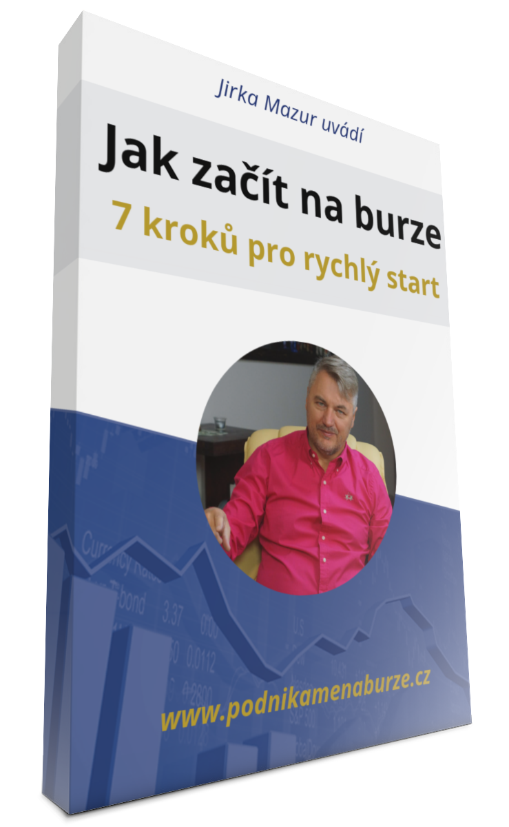 eBook: Jak začít naburze & 7 kroků pro rychlý start
